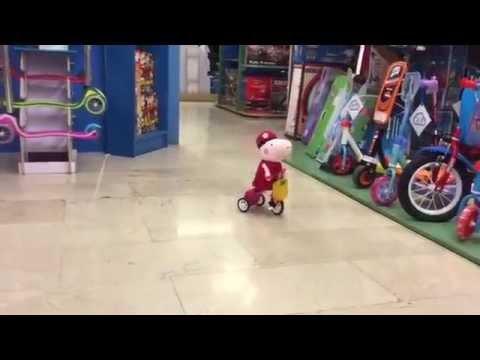 Bicicleta Y En Peppa Pig Gasco Su lJuT1c5FK3