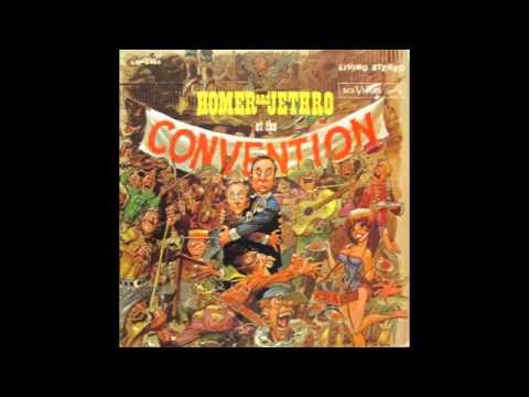 Homer And Jethro - At The Convention (Full Live Album, Stereo)