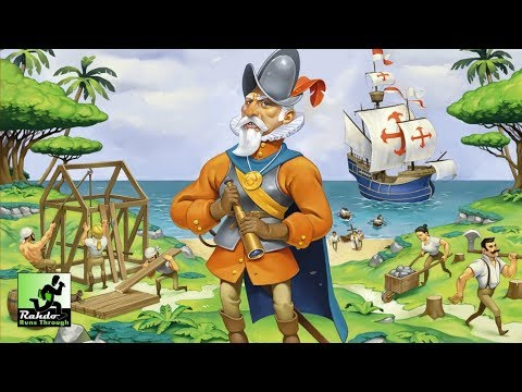 Santa Maria Gameplay Runthrough