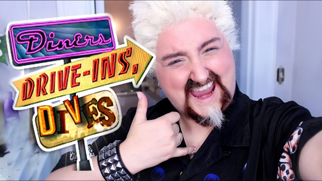 Guy fieri diners drive ins dives halloween costume makeup guy fieri diners drive ins dives halloween costume makeup tutorial rawbeautykristi youtube baditri Gallery