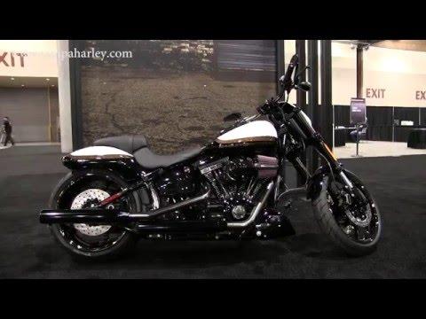 New 2016 ~ 2017 Harley Davidson CVO Pro Street Breakout