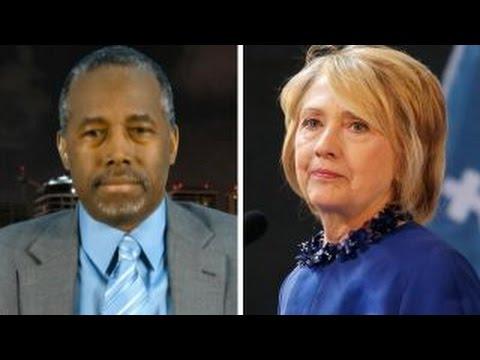 Dr. Ben Carson: Clinton's health records should be public