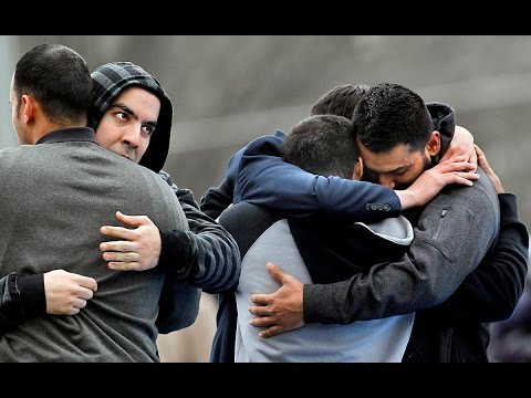 Thousands Attend Funeral For 3 Students Killed In Chapel Hill
