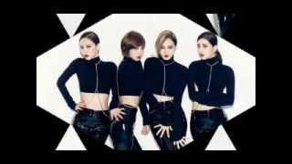 miss A - Hush (Audio - MP3 + DL )