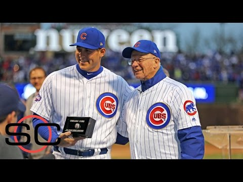 Presenting The Cubs' World Series Rings | The Ring Bearers | SC Featured