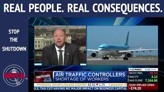 NATCA President Paul Rinaldi, CNBC-Jan  28, 2019