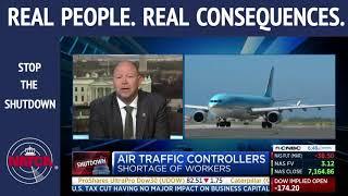 NATCA President Paul Rinaldi, CNBC-Jan  28, 2019