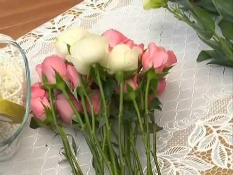 Hướng dẫn cắm hoa cưới, trang trí hoa cưới - phohoa21.com
