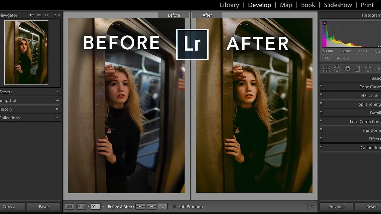 USING BEFORE AND AFTER IN LIGHTROOM: LR Before & After ...