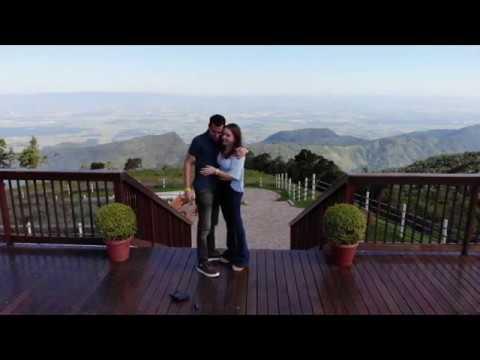 Violino - Pedido casamento - Pico do Itapeva em Campos do Jordão!