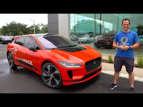 Is the 2019 Jaguar I-Pace the Performance EV SUV to BUY?