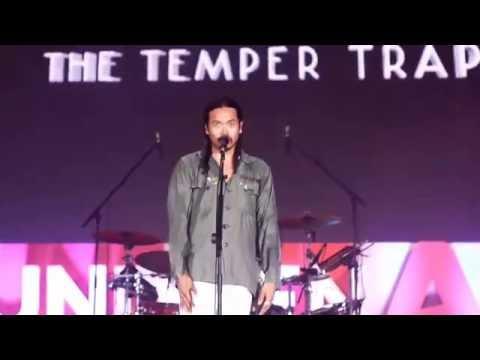 The Temper Trap - Sweet Disposition Live @ Soundrenaline Bali 2016