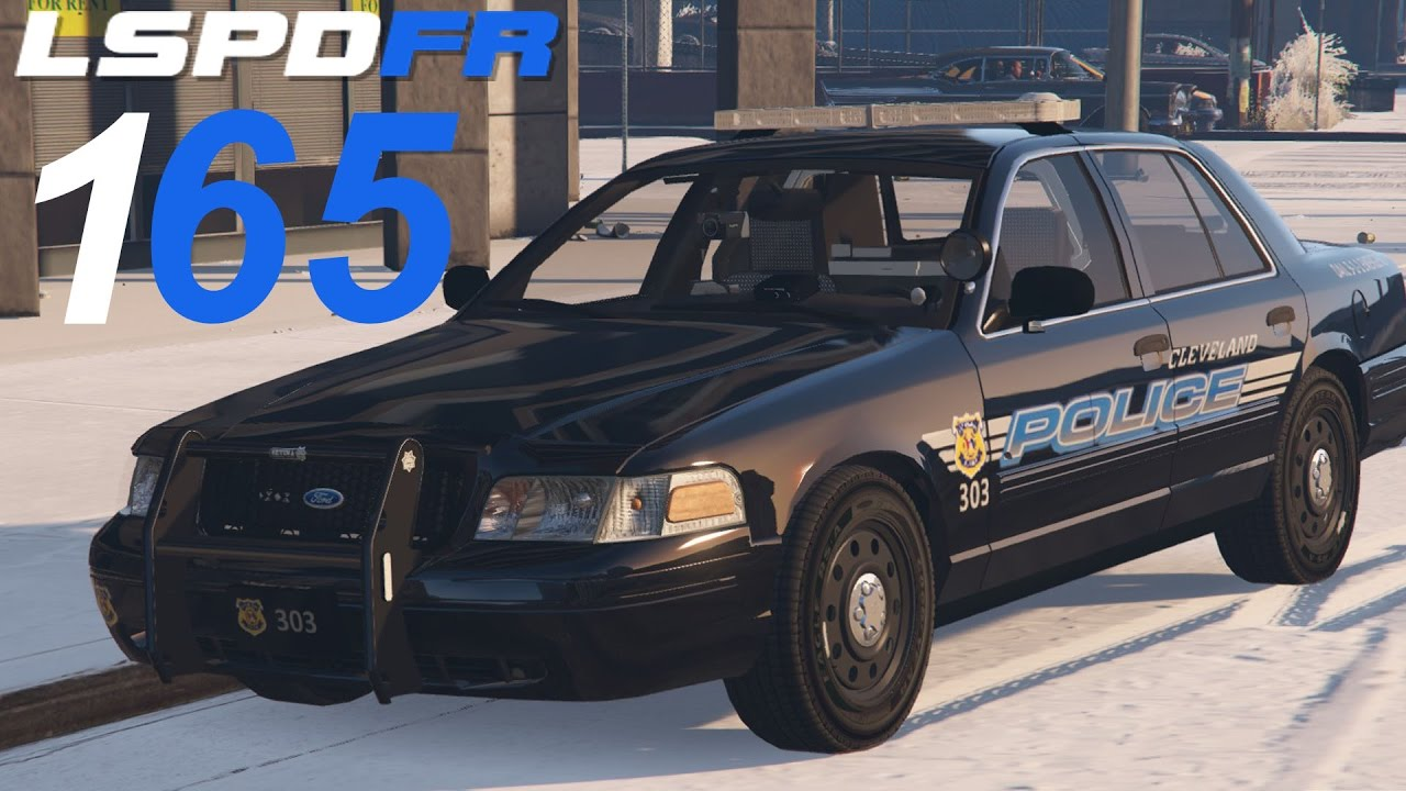 GTA 5 LSPDFR SP #165 Cleveland Police Department