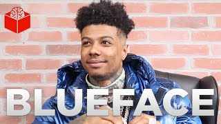 Blueface Talks Kendrick Lamar Co-Sign, 2 Girlfriends Status & Old Jobs (Thought Box Ep. 4)