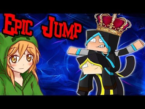 Фрост Король Сенсеев - Epic Jump - Minecraft - №2 - Видео из Майнкрафт (Minecraft)
