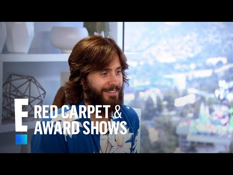 Jared Leto Talks Collaborating With Kanye West  E! Live from the Red Carpet