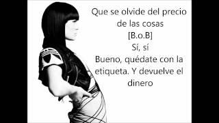 Jessie J - Price Tag ft. B.o.B. [ subtitulada en español ]