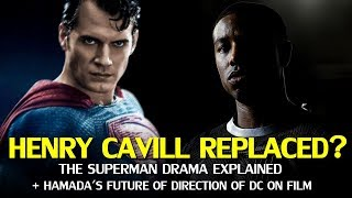 Henry Cavill out as Superman? Supergirl, Michael B. Jordan and the likely future of DC on Film
