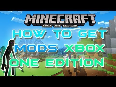 how-to-get-mods-on-minecraft-xbox-one-(updated)