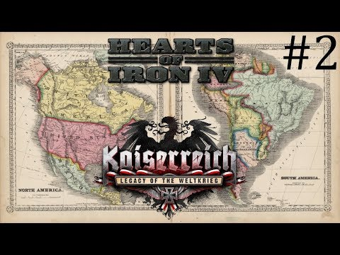 Hearts of Iron 4: Kaiserreich Colombia Pacific States #2