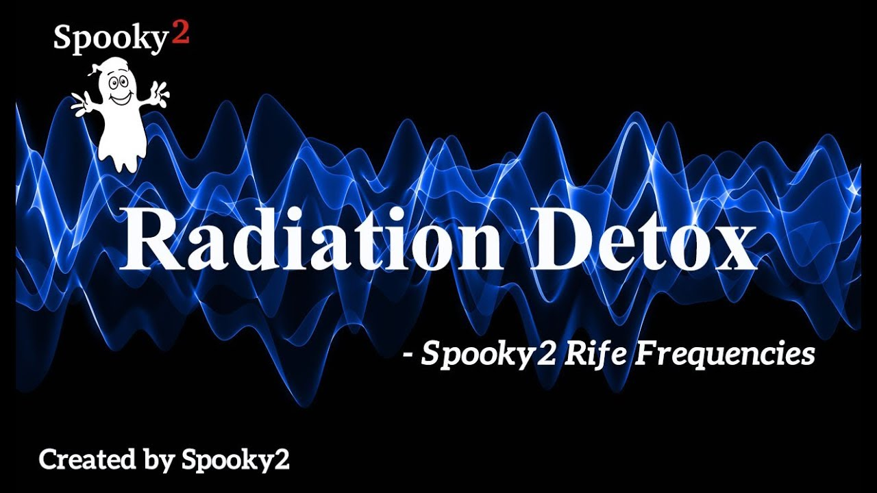 Radiation Detox Frequencies