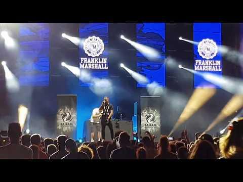 Yankee Candle Live - VEGAS JONES [VILLAFRANCA 22/07/2017]