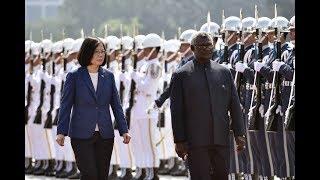 VOA连线(钟辰芳):专家称所罗门群岛与台断交是北京有意损害美澳利益
