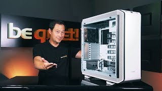 Dark Base Pro 900 | White Edition von be quiet!