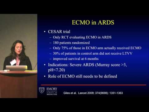 Remembering Berlin: ARDS moving forward - Annette Esper, MD, MSc