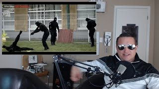 Serbian Special Forces 2017 - Reaction