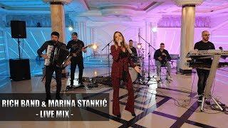 RICH BEND & Marina Stankic - LIVE MIX - (feat Aca Krsmanovic) - As Lazic 2019