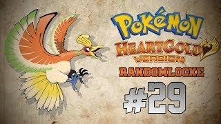Pokémon Oro Randomlocke Ep.29 - EL RIVAL CON UN LEGENDARIO...