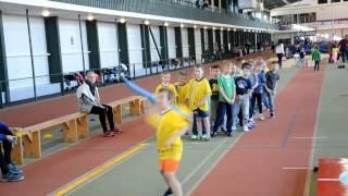 Atletické závody dětí