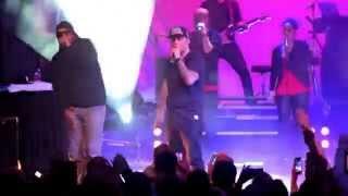 Sido - Fuffies Im Club (Live) (02.03.2014, Halle/Saale)