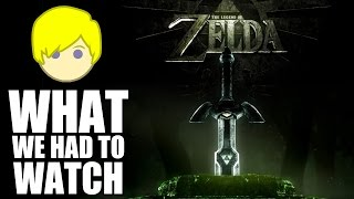 ZELDA MOVIE: THE HERO OF TIME | What We Had to Watch | Il Neige [Part 1]