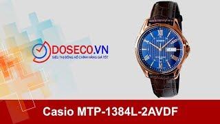 [Góc Review nhanh] #971: Casio MTP-1384L-2AVDF