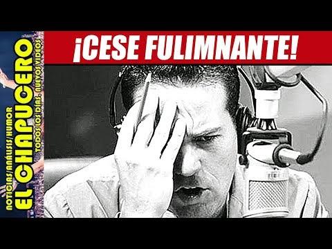 CORREN A LORET DE LA RADIO POR BERRINCHUDO Y MAL RATING