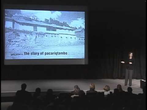 TEDxColumbus - Ann Pendleton-Jullian - 10/20/09
