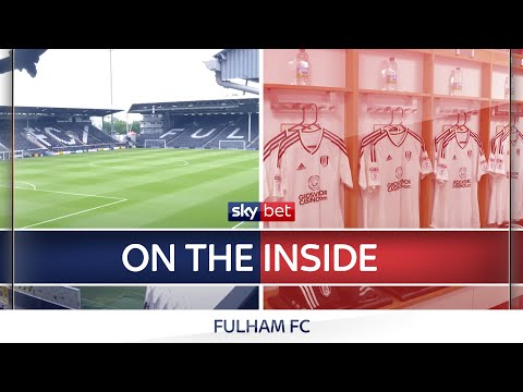On The Inside | Fulham FC Stadium | Behind The Scenes