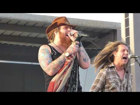 We Are Harlot - Someday LIVE Corpus Christi, Tx. 7/3/15
