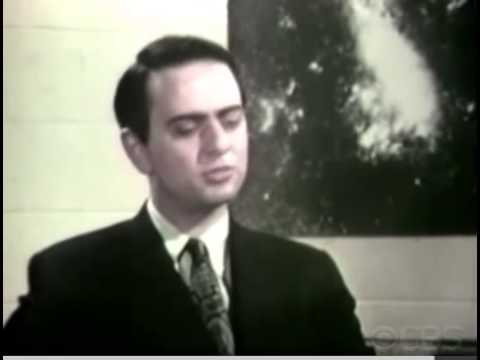 Carl Sagan 1966 Interviewed about UFOs (MUST WATCH!)