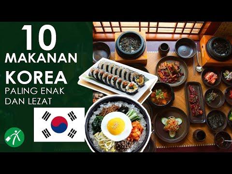 20 Jajanan Dan Makanan Khas Korea Yang Enak Dan Lezat