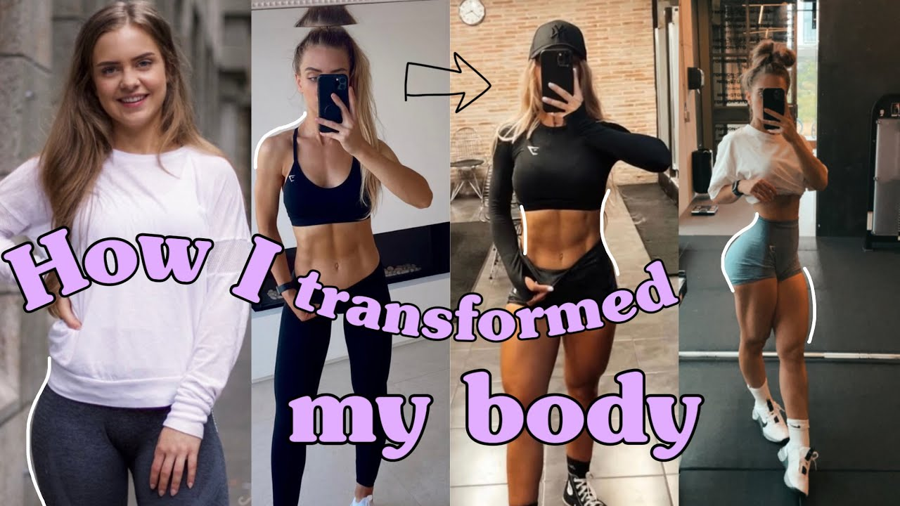 Download How I Changed My Body A Lot In 6 Months (what I did differently)