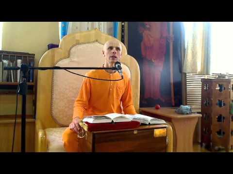 Бхагавад Гита 9.1 - Шачисута прабху