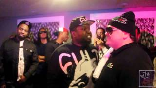 FATZ (AHAT CHAMP) vs PHILLY SWAIN (GRINDTIME) PART 2