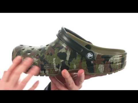 50d3055995184b Crocs Kids Classic Lined Clog Realtree Max 5 Toddler Little Kid SKU ...