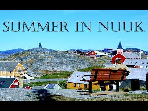 Summer in Nuuk (Greenland)