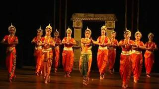 Sthai -Odissi classical dance