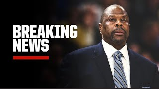 Breaking News:knicks Legend Patrick Ewing Has Tested Positive For Covid-19!