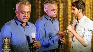 """Who Is Real Life Jessie?""- GVM Breaks First Time! Galatta WoW Awards"